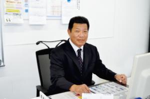 代表取締役 新井勝義